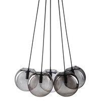 3 mesas bajas apilables de metal An. 59 cm a An. 75 cm Galet | Maisons du Monde