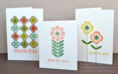 Stampin' Up ideas and supplies from Vicky at Crafting Clare's Paper Moments: Free stamps from Stampin' Up!