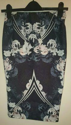 Miss Selfridge skirt, £4 - Strathcarron Hospice Shop