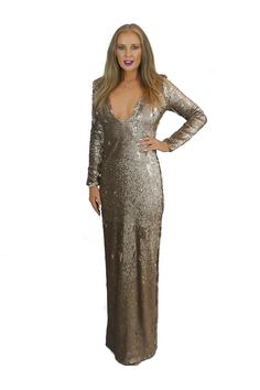 House of CB Marreo Gown