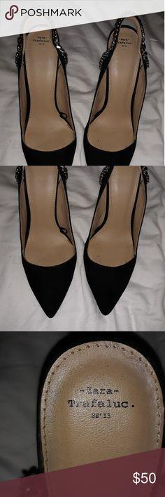 d55de8ac4060 16 best Zara Heels images in 2016 | Zara heels, Heels, Women shoes heels