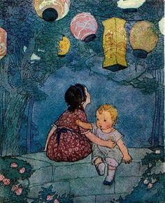 lanterns ~Repinned Via Nancy Lake