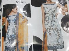 Gul Ahmad white pattern designer suit Blended Chiffon Best Designer Collections Of Party Wear Dresses. Stand out in this Gul Ahmad Pret three 3 piece white suit that takes inspiration. create Persian patterns across this Piece Gul Ahmad white pattern designer suit. Buy this designer dress at: http://mariab.s-he.co.uk/product/gul-ahmed-white-pattern-designer-clothes/