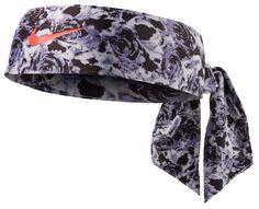Nike Swoosh DRI-Fit Head Tie SD 2.0 - White/purple/black/pink