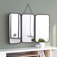 Nouvelle vie commence Baby Scan Miroir Verre Cadre Photo Plaques Décoration Cadeaux