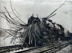 yasunao:  うわぁ蒸気機関車って爆発するとボイラー内のパイプやら何やらが飛び出して祟り神化するんだ 谷折りオリヴァ(詳細をご確認下さい)さんはTwitterを使っています