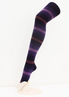Yelete Killer Legs Tights - Colorful Stripes Cotton Tights (Purple) . $6.99. Colorful Stripes Cotton TightsThese Cotton Tights Are Full Length Tights In A Heavier Wieght FabricPerfect For Transitional WeatherPairs Well With Wool Shorts Or Solid Colored SkirtsThese Tights Are Covered In Complementary Shades Of Varying Horizontal Stripes1 Size Fits Most Women