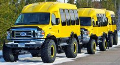 No Snow days at school anymore. http://www.daveycoach.com/product-lines/bus-specialty-products-upfitters-for-sale/4x4-buses-vans-for-sale