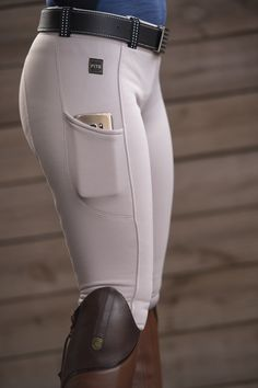 Shop here for women's full seat winter riding breeches from FITS - warm, long-lasting, ladies winter riding pants. Equestrian Boots, Equestrian Outfits, Equestrian Style, Equestrian Fashion, Riding Hats, Riding Helmets, Horse Riding Clothes, Horse Riding Boots, Athleisure