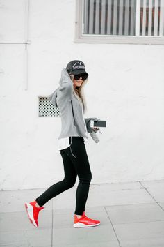 Stand out on the streets   PUMA Fierce