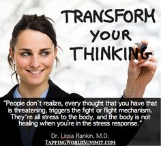 Another great quote from Dr. Lisa Rankin, M.D. - Learn more here:  http://thetappingsolution.com/2014tappingworldsummit/VS2014-Lissa-Rankin.php #EFT #Tapping #LissaRankin