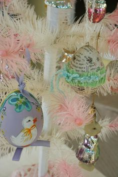 Sewn With Grace: Easter tree