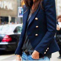 quiero un blazer asiiii!