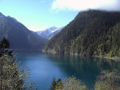 Jiuzhaigou China