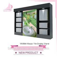 Mosaic Tile And Mable Stone Exhibition Rack In Showroom , Find Complete Details…