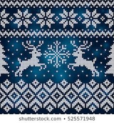 New Year and Merry Christmas seamless background. Cross Stitch Christmas Ornaments, Christmas Embroidery, Christmas Cross, Christmas And New Year, Merry Christmas, Cross Stitch Designs, Cross Stitch Patterns, Crochet Patterns, Knitting Charts