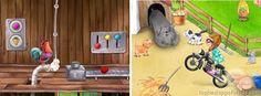 Tiny Farm hidden objects kids app wonderkind iOS