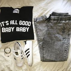 It's all good baby! #ootd