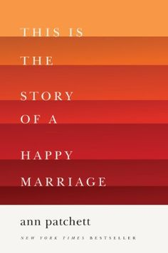 This Is the Story of a Happy Marriage by Ann Patchett, http://www.amazon.com/dp/0062236679/ref=cm_sw_r_pi_dp_990Ptb087QSM9