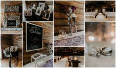 Craig and Caitlin's Cornerstone Theater Wedding in Canmore was a day of perfection. There was really no words to describe how beautiful and emotion filled the day was. Theatre Wedding, How Beautiful, Weddingideas, Rustic Wedding, Wedding Ceremony, Mountain, Table Decorations, Home Decor, Theater Wedding