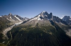 The Grand Montets - Paul Sivyer