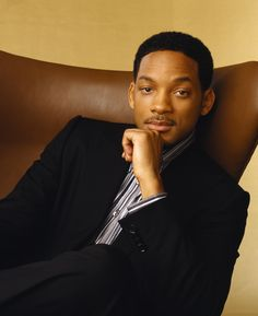 This is Will Smith. He represents everybody in some way. He is the best person in the world. If you don't like Will Smith, you don't like living. ~RM