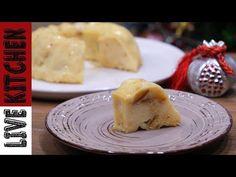 Πεντανόστιμη Πουτίγκα με Βασιλόπιτα που περίσσεψε η Κέικ! - Custard Cake Pudding Live Kitchen - YouTube Custard Cake, Kitchen Living, The Creator, Pudding, Cheese, Live, Breakfast, Youtube, Desserts