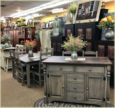 Country furniture - quaint and cozy Amish Furniture KC Country Home Accents Hardwood Furniture, Amish Furniture, Country Furniture, Living Furniture, Furniture Making, Country Decor, Home Furniture, Office Furniture, White Wooden Chairs