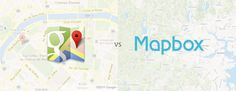 #DigitalMapping is what runs the show in almost every #ondemand #startup. Therefore, we suggest that you make a wise choice while selecting the best service providers for digital maps.  #GoogleMaps vs #Mapbox