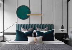 When it comes to texture in interior design, it refers to the surface quality of a piece. They are overlooked aspect of interior design. Master Bedroom Design, Home Bedroom, Modern Bedroom, Bedroom Furniture, Bedroom Decor, Luxury Home Decor, Cheap Home Decor, Hotel Room Design, Diy Bed Frame