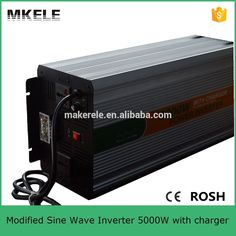 207.74$  Buy here - http://alivpq.worldwells.pw/go.php?t=32516579084 - MKM4000-241G-C 4000 watt modified sine wave inverter,dc ac 24v 110v inverters for home power inverter with charger 207.74$
