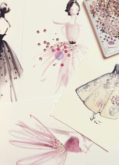 Crystals_4 http://paperfashion.net/2013/12/05/moments-give/   and    12 Moments to Give campaign_Swarovski