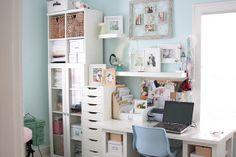 Ikea office space