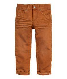 Cotton Pants | Product Detail | H&M
