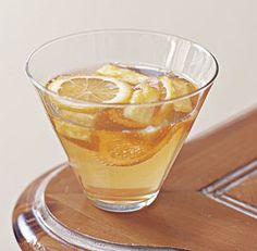 St. Cecilia Society Punch. This punch is named for a famously private and exclusive social organization founded in Charleston, South Carolina, in the 18th century. The recipe can easily be doubled.