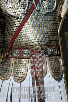roman soldier uniform and equipment - -