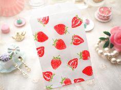 Cui stamp(strawberry set )