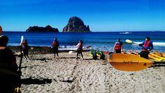 Únete a nuestra próxima aventura en #kayak. Dispuestos siempre a sorprenderte. :)  http://intothewild.es/actividades-wild/wilds-kayak/  #Ibiza #kayakenIbiza #IntoTheWild #Laaventurateespera