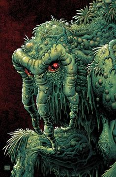 Your First Look at INFERNAL MAN-THING #1!
