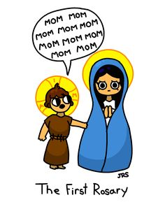 The ORIGINAL Rosary Dates Back All the Way to the Holy Family