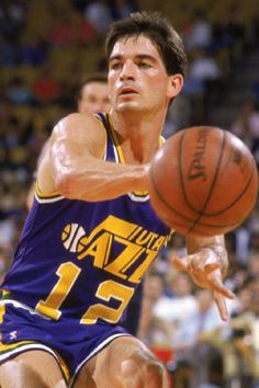 The Utah Jazz, as part of a broad coaching search expected to feature some 20 candidates, plan to sound out Jazz legend John Stockton to see whether he has any interest in the position, according to sources with knowledge of the situation. Pro Basketball, Basketball Legends, Basketball Players, John Stockton, Nba Stars, Sports Stars, Jazz Players, Sport Icon, Utah Jazz