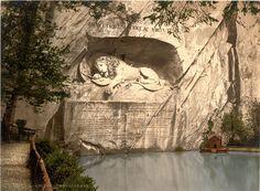 Monumento al león de Lucerna
