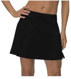 online shopping for Fila Women's Long Vented Comfort Waistband Skorts from top store. See new offer for Fila Women's Long Vented Comfort Waistband Skorts Tri Shorts, Shorts With Tights, Athletic Skirts, 2 Piece Outfits, Yoga Wear, Sports Bra Sizing, Athletic Women, Nike Women