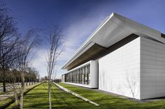 Image 1 of 18 from gallery of Ochoco Air Hangar / TVA Architects. Photograph by Charles Chestnut