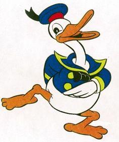 Ao contrário de outros personagens da Disney, o Pato Donald passou por diversas 'plásticas' - Foto: Reprodução