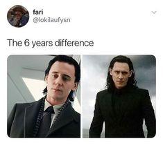 I still miss old Loki too. This new Loki is A M A Z I N G but old Loki was I don't know.you want to protect them both but new Loki is wiser in some ways. Loki Marvel, Loki Thor, Loki Laufeyson, Marvel Funny, Marvel Dc Comics, Loki Funny, Loki Avengers, Marvel Actors, Marvel Characters