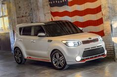 2014 Kia Soul Red Zone Special Edition Looks More like Track'ster Concept - Motor Trend WOT