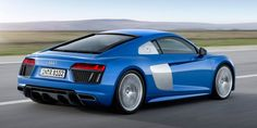 Audi R8 2015
