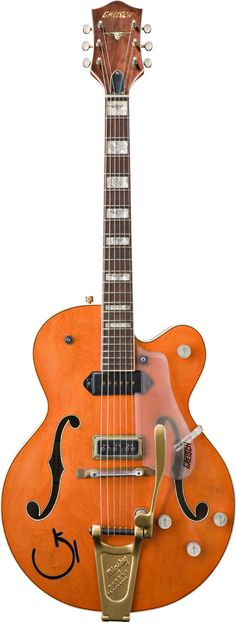 G6120EC Eddie Cochran TRIBUTE Hollow Body by Gretsch® Electric Guitars