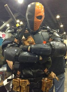 deathstroke costume - Google Search